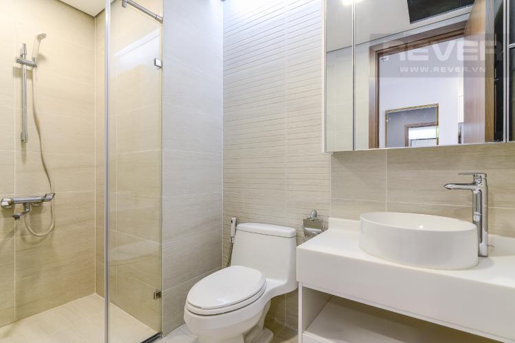 Phòng Tắm 1 Căn góc Vinhomes Central Park 4 phòng ngủ tầng cao P2 full nội thất