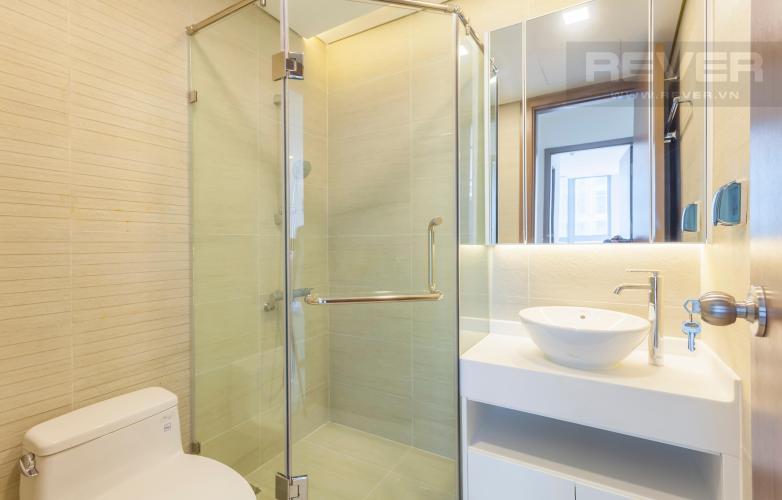 Phòng tắm Căn hộ Vinhomes Central Park 2 phòng ngủ tầng cao P1 nhà trống
