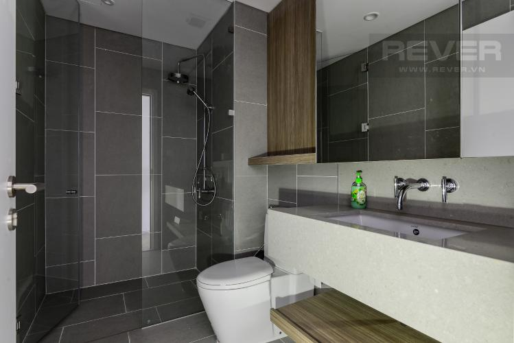 Phòng Tắm 2 Cho thuê căn hộ City Garden 2PN 2WC, đầy đủ nội thất, view sông