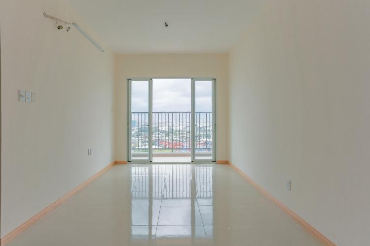 Căn hộ Jamona City nằm ở tầng cao, tháp M1, 71m2, 2 phòng ngủ, view sông.