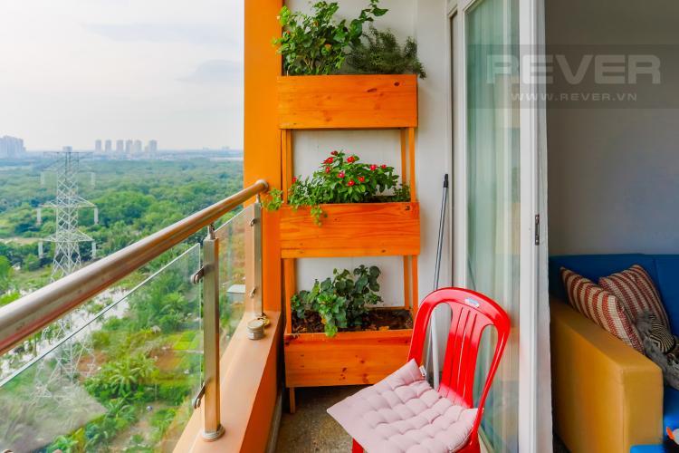 Lô Gia Căn hộ Dragon Hill Residence and Suites 2 phòng ngủ thiết kế đẹp