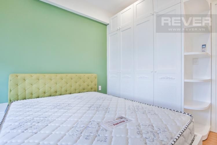Phòng Ngủ 1 Căn hộ Masteri Thảo Điền 2 phòng ngủ tầng cao T5 view sông