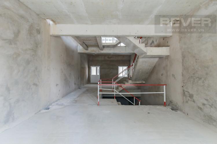 Tầng 1 Cho thuê căn hộ shophouse Sarimi Sala Đại Quang Minh, diện tích 456m2, bàn giao hoàn thiện bên ngoài