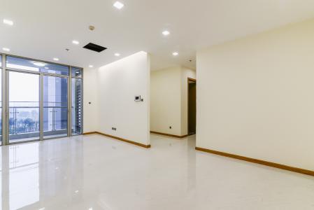 Căn hộ Vinhomes Central Park 2 phòng ngủ tầng thấp Park 7