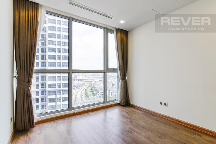 Phòng Ngủ 1 Căn hộ Vinhomes Central Park 2 phòng ngủ, tầng trung P5, view nội khu