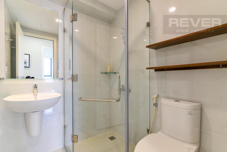 Phòng tắm 2 Cho thuê căn hộ Masteri An Phú, tầng cao, tháp A, đầy đủ nội thất, view Xa lộ Hà Nội