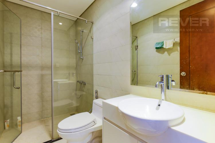 Phòng Tắm Căn hộ Vinhomes Central Park tầng thấp Landmark 2 thiết kế đẹp, đầy đủ nội thất