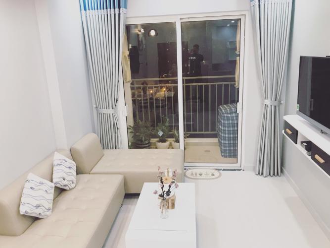 Cho thuê căn hộ Sunrise Riverside thuộc tầng trung, diện tích 60.1m2, 2PN, đầy đủ nội thất