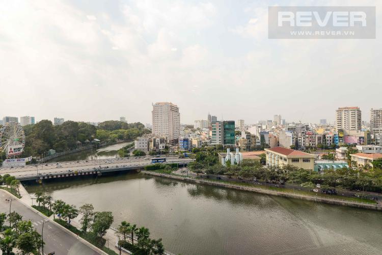 View Bán căn hộ Vinhomes Golden River 3PN 2WC, nội thất cao cấp, view sông