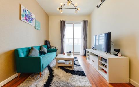 Căn hộ Lexington Residence tầng cao LD nội thất hiện đại, view đẹp