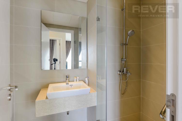 Toilet 1 Bán hoặc cho thuê căn hộ dual key Diamond Island - Đảo Kim Cương 3PN, đầy đủ nội thất, view sông thoáng mát