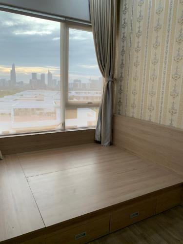 phòng ngủ căn hộ Lakeview2 Căn hộ Thủ Thiêm Lakeview đầy đủ nội thất, view thành phố.