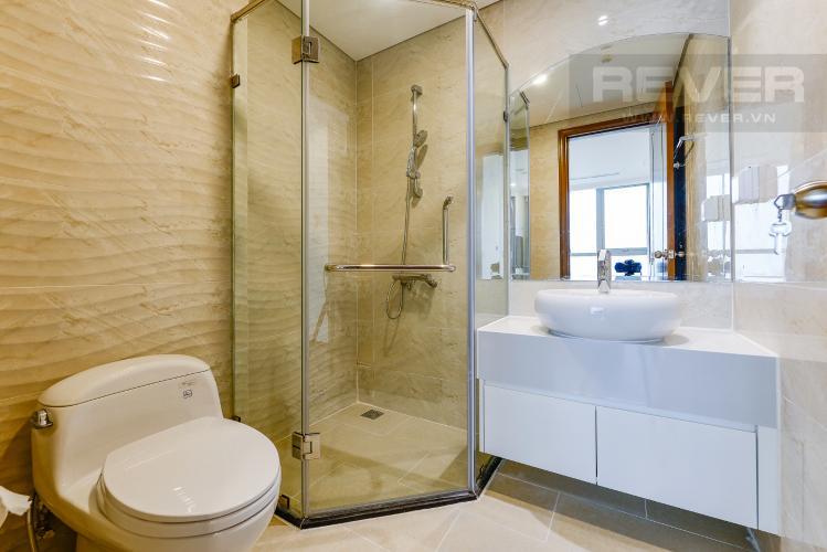 Phòng Tắm 1 Cho thuê căn hộ Vinhomes Central Park tầng cao 2PN view sông
