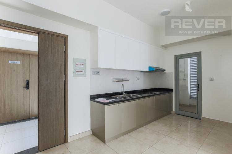 Phòng Bếp Bán hoặc cho thuê căn hộ sân vườn Lux Garden 3PN, đầy đủ nội thất, view 2 mặt sông