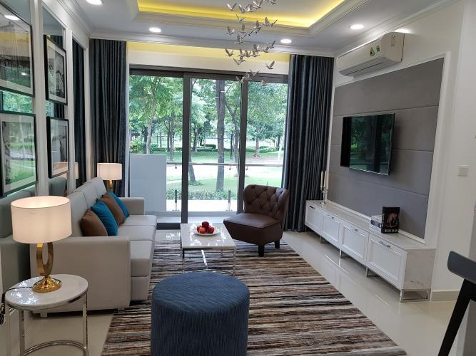 Nhà mẫu căn hộ Celadon City , Quận Tân Phú Căn hộ Celadon City tầng trung hướng Tây Bắc view thành phố.