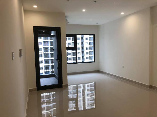 Phòng khách + Phòng ngủ Vinhomes Grand Park Quận 9 Căn hộ Vinhomes Grand Park tầng 30, view nội khu thoáng mát.
