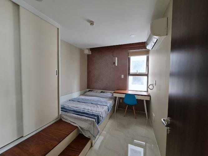 Phòng ngủ Căn hộ Saigon South Residence Căn hộ Saigon South Residence tầng trung, đầy đủ nội thất