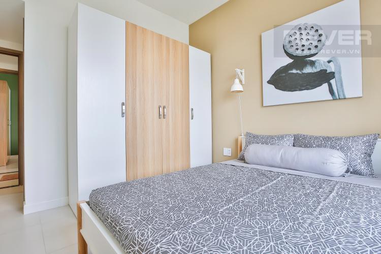 Phòng Ngủ 1 Căn góc Lexington Residence tầng cao LD nội thất đẹp, nhiều tiện ích