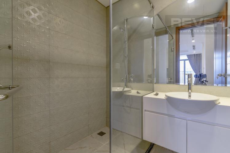 Phòng Tắm 1 Cho thuê căn hộ Vinhomes Central Park tầng cao, 3PN rộng rãi, view nội khu