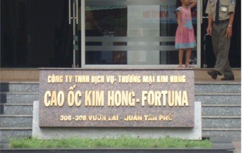Kim Hồng Fortuna -