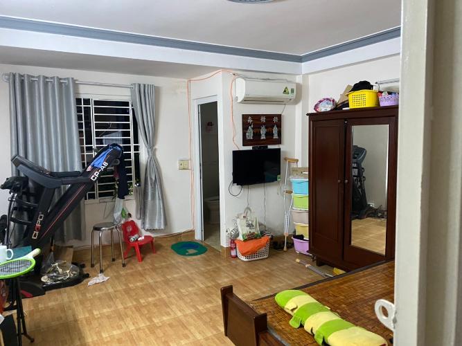 Phòng ngủ nhà phố đường Trần Bá Giao, Gò Vấp Nhà phố hướng Tây Nam hẻm xe hơi rộng, thích hợp kinh doanh.