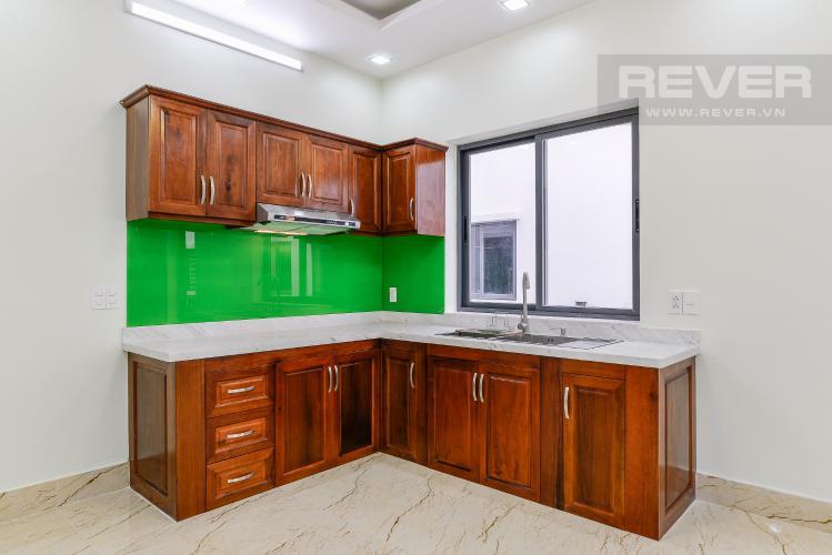 Bếp Nhà phố 3 phòng ngủ đường Võ Chí Công Quận 9 diện tích 125m2