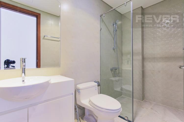 Phòng Tắm 1 Căn hộ Vinhomes Central Park 2 phòng ngủ tầng cao Landmark 3 đầy đủ tiện nghi