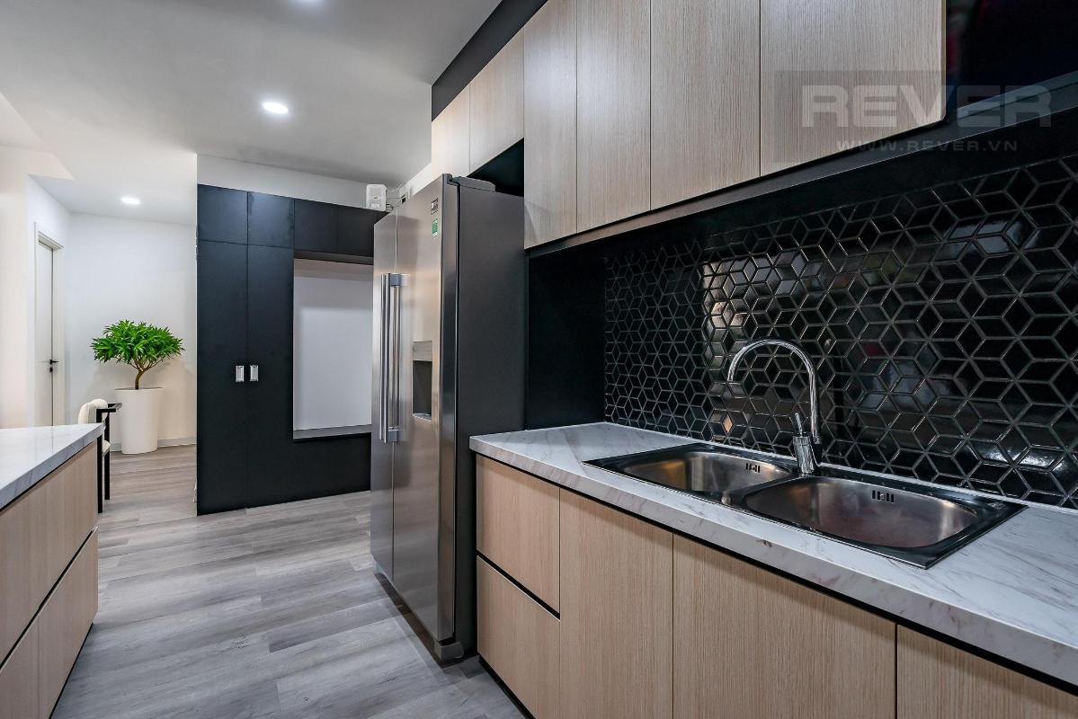 dc3550dcfc901ace4381 Bán căn hộ Masteri Millennium 2 phòng ngủ, block B, đầy đủ nội thất, view Bitexco