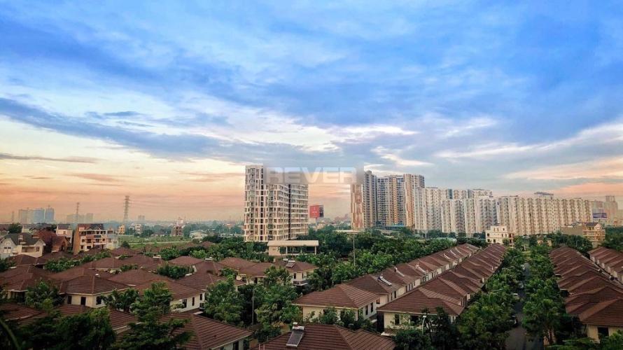 View Hausneo Quận 9 Căn hộ Hausneo tầng thấp, view thành phố thoáng mát.