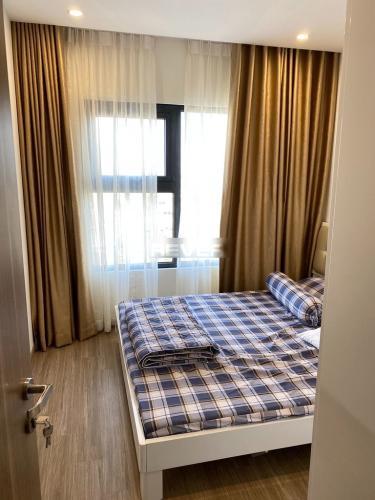 Phòng ngủ căn hộ Vinhomes Grand Park Căn hộ Vinhomes Grand Park đầy đủ nội thất tiện nghi, view thoáng mát.
