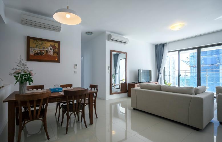 Căn hộ Estella Heights 3 phòng ngủ tầng cao T2 nội thất đẹp