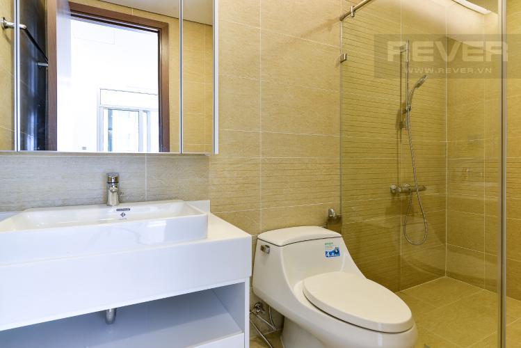 Phòng tắm 1 Căn hộ Vinhomes Central Park tầng cao P2, 3 phòng ngủ, view sông