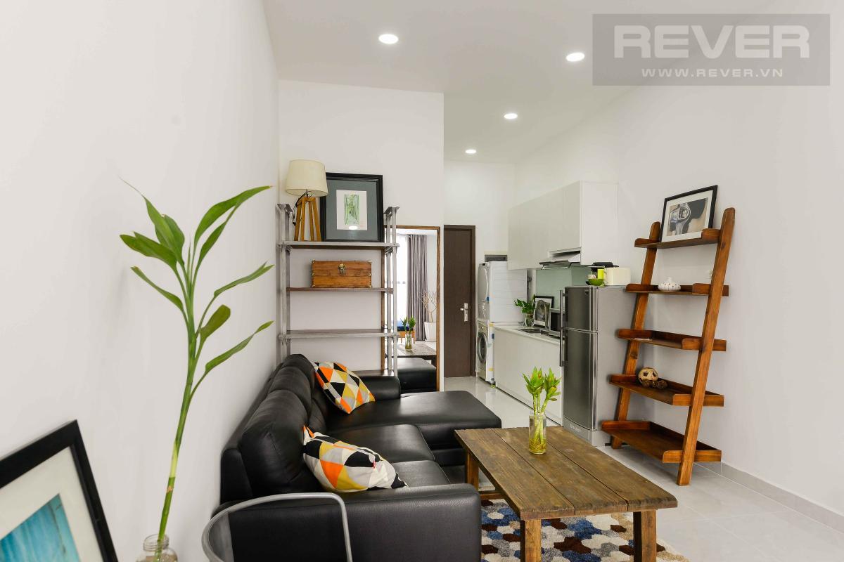 3 Bán hoặc cho thuê officetel The Sun Avenue, block 4, diện tích 50m2, đầy đủ nội thất, view thoáng
