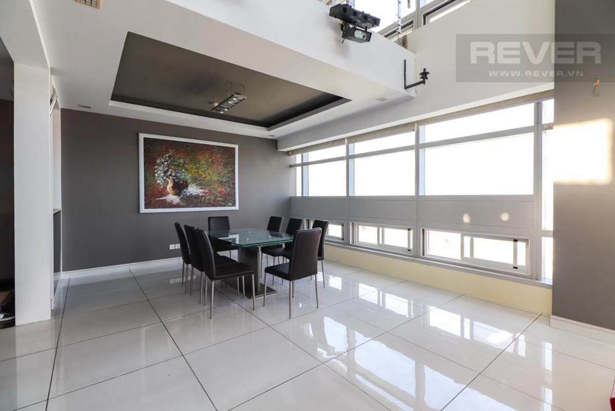 e94ecbabbb155d4b0404 Bán hoặc cho thuê penthouse Petroland Tower 3PN, diện tích 350m2, nội thất cơ bản, view thành phố