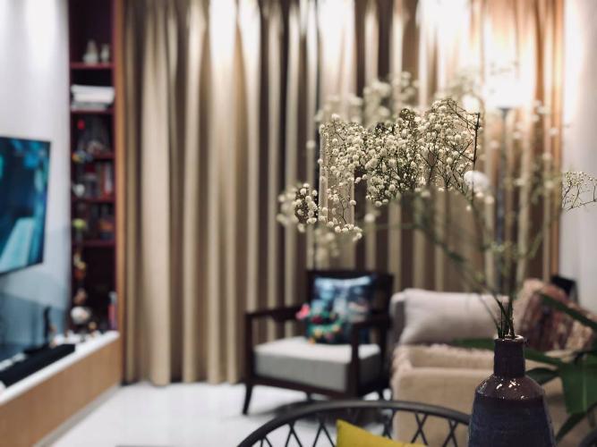 Bán căn hộ Masteri An Phú 2PN, tháp A, đầy đủ nội thất, ban công hướng Đông
