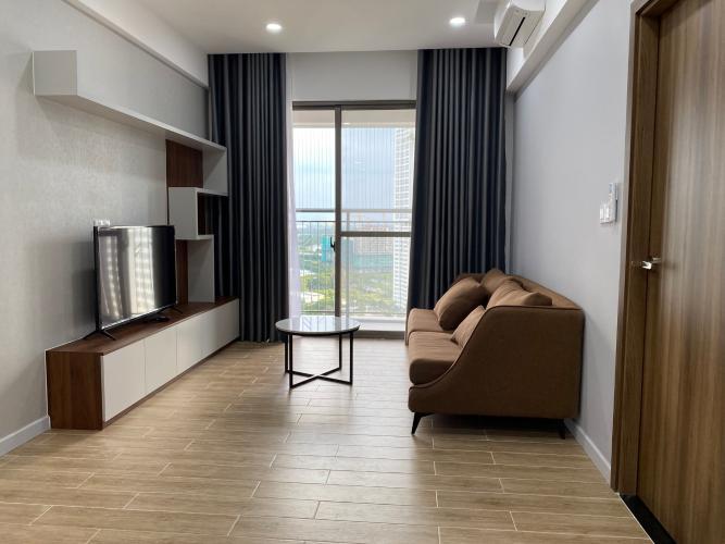 Cho thuê căn hộ tầng cao Saigon South Residence đầy đủ nội thất.