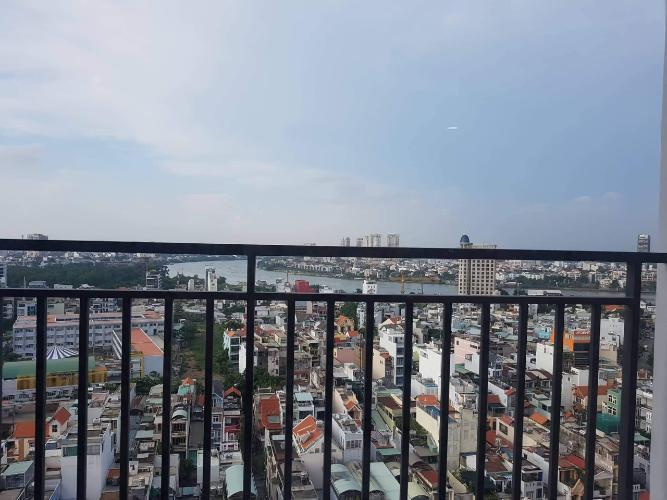 Cho thuê căn hộ Wilton Tower Bình Thạnh 3PN, đầy đủ nội thất, view sông thoáng mát