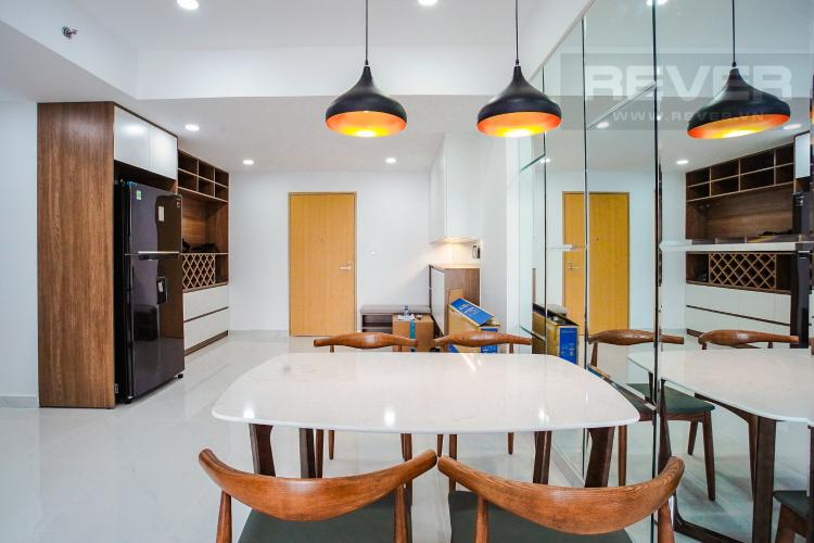 Phòng Ăn Cho thuê căn hộ Scenic Valley 77m2 2PN 2WC, nội thất tiện nghi, view đường phố