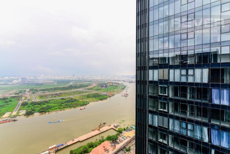 View Căn hộ Vinhomes Golden River 2 phòng ngủ tầng cao A3 view sông