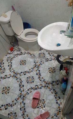Phòng tắm An Bình Plaza, Bình Dương Căn hộ An Bình Plaza ban công hướng Tây Nam thoáng mát.