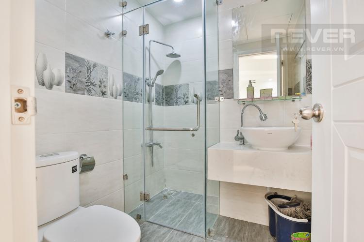 Toilet Căn hộ The Gold View 1 phòng ngủ tầng thấp A3 view hồ bơi