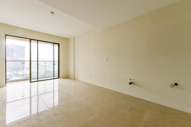 Căn hộ Masteri Millennium tầng thấp, block A, 2 phòng ngủ, view hồ bơi