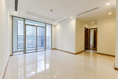 Căn hộ Vinhomes Central Park 2 phòng ngủ tầng cao Central 3