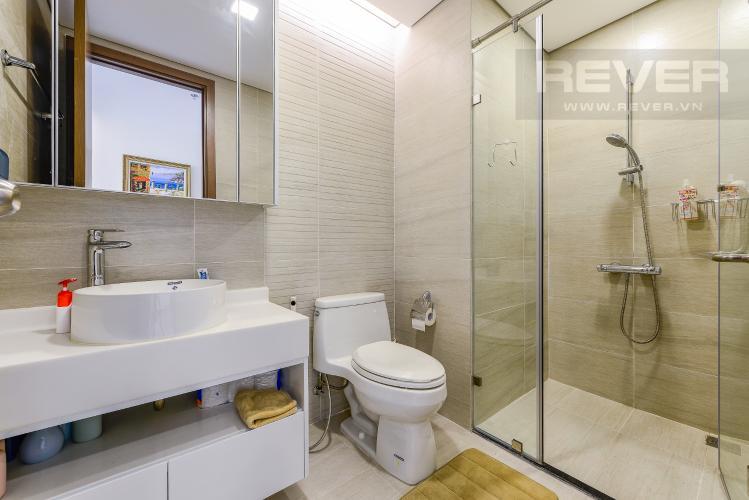 Phòng tắm 3 Căn hộ Vinhomes Central Park 4 phòng ngủ tầng trung P3 view trực diện sông
