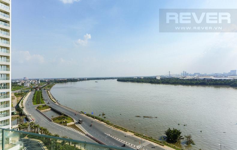 View Căn hộ Diamond Island - Đảo Kim Cương 3PN view sông Sài Gòn