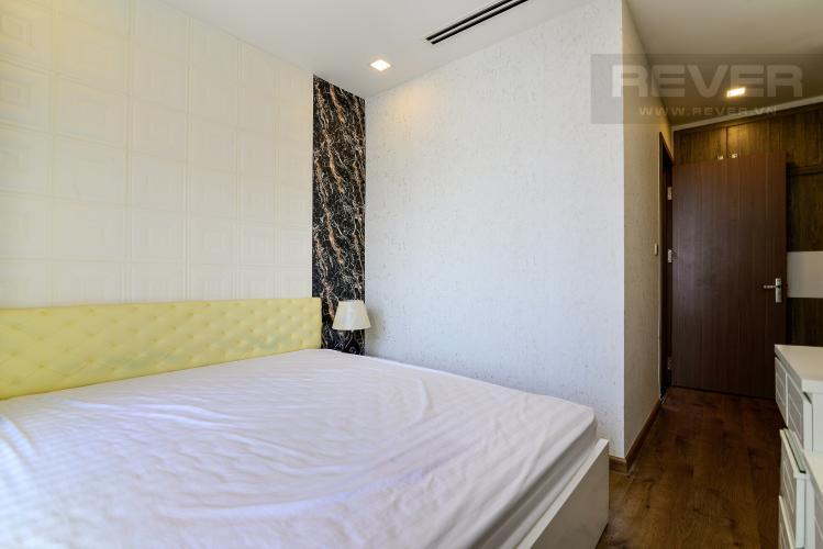 Phòng Ngủ 3 Cho thuê căn hộ Vinhomes Central Park 3PN, tháp Park 1, đầy đủ nội thất, hướng Tây Bắc