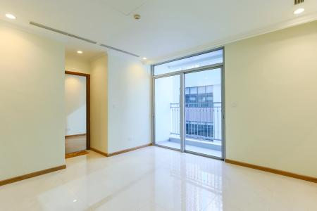 Officetel Vinhomes Central Park 1 phòng ngủ tầng thấp Central 3