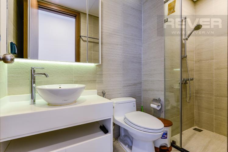 Phòng tắm 2 Căn hộ Vinhomes Central Park 2 phòng ngủ tầng trung P1 view nội khu