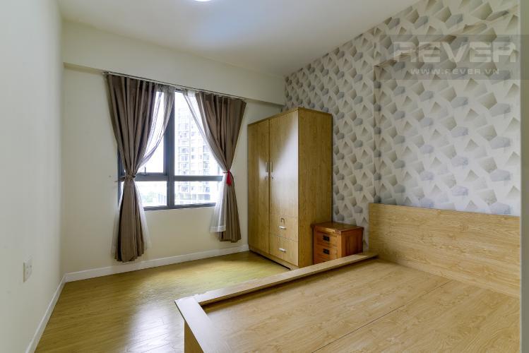 Phòng Ngủ 2 Cho thuê căn hộ Masteri Thảo Điền 2PN, tầng thấp, tháp T4, đầy đủ nội thất