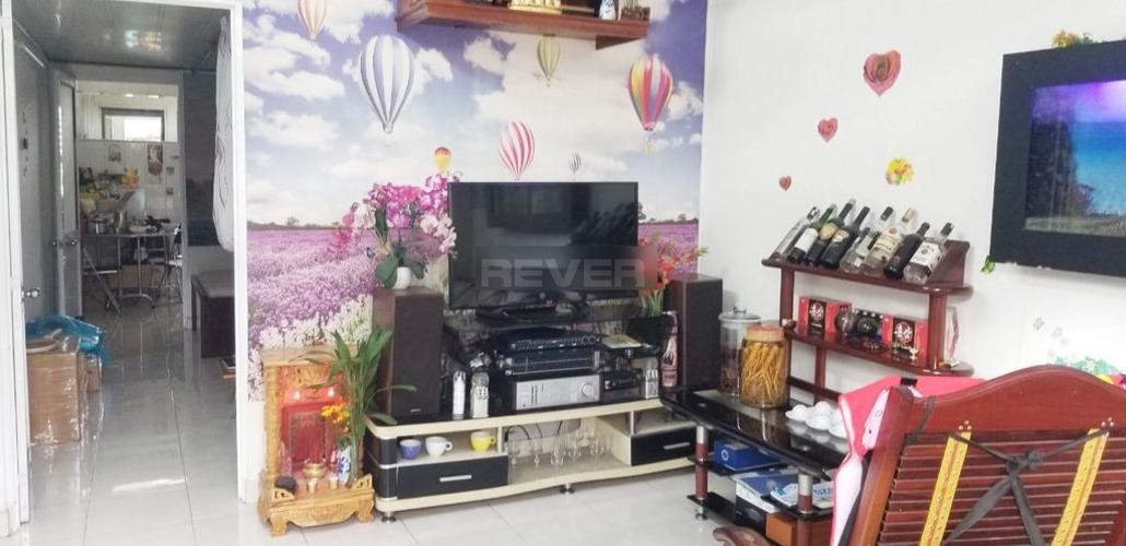 Phòng khách Chung cư Trần Quốc Toản Chung cư Trần Quốc Toản nội thất cơ bản, sổ hồng chính chủ.